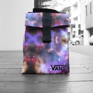 バンズ ランチバッグ ギャラクシー/ VANS LUNCH BAG [GALAXY]|breaks-general-store