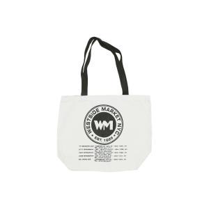 日本未発売 ウエストサイド マーケット ニューヨーク エコ トート バッグ ナチュラル / WESTSIDE MARKET NYC ECO TOTE BAG [NATURAL] breaks-general-store