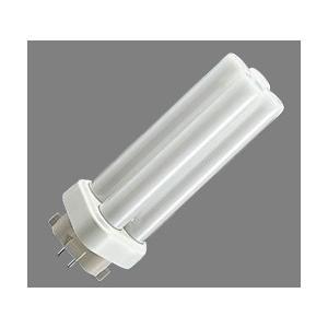 コンパクト蛍光灯 FDL13EX-N 3波長形 昼白色 60W形相当  ■ 4本のガラス管を2組に接...