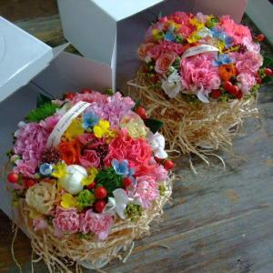 フラワーケーキ タルト 誕生日 記念日 出産祝...の詳細画像4