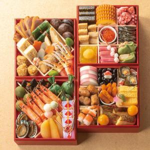 おせち 京菜味のむら 京風おせち 雅 四段重|breezebox