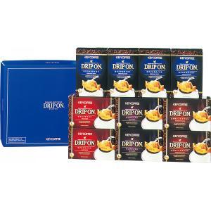 キーコーヒー ドリップオンコーヒーギフト(50袋) CAG-50N 内祝い お返し 引出物 結婚 出産 快気祝い 香典返し|breezebox