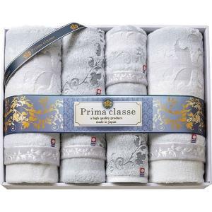 今治タオル 今治プリマクラッセ タオルセット IPC-8007 内祝い お返し 引出物 結婚 出産 快気祝い 香典返し|breezebox