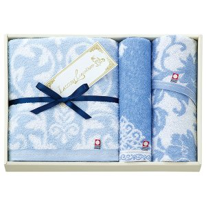 今治 ラクシズム タオルセット LX5940 内祝い お返し 引出物 結婚 出産 快気祝い 香典返し|breezebox