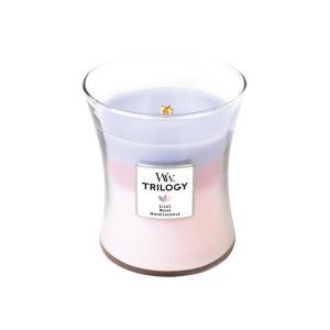 包装・のし無料*WoodWick TRILOGY candle WWトリロジージャーM ボタニカルガーデン WW910-05-28 (お返し 結婚 出産 快気 法事 香典返し)|breezebox