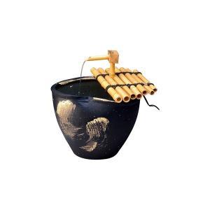 包装・のし無料*信楽焼 陶流水 G5-7003 (お返し 結婚 出産 快気 法事 香典返し) breezebox
