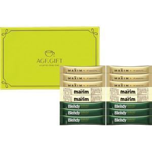 包装・のし無料*AGF スティックコーヒーギフト STX-5F (お返し 結婚 出産 快気 法事 香典返し)|breezebox