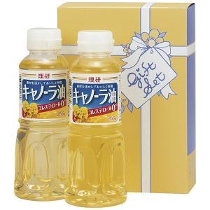 包装・のし無料*理研キャノーラ油セット ORK-600 (お返し 結婚 出産 快気 法事 香典返し)|breezebox
