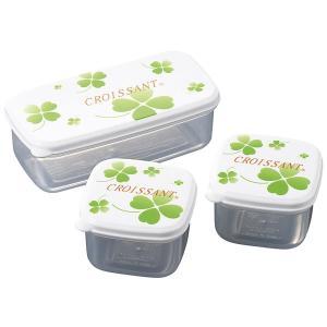 包装・のし無料*クロワッサン シール容器3点セット CR-122 (お返し 結婚 出産 快気 法事 香典返し)|breezebox