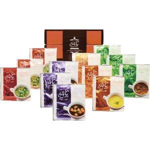 包装・のし無料*64℃ スープギフト M-S15 (お返し 結婚 出産 快気 法事 香典返し)|breezebox