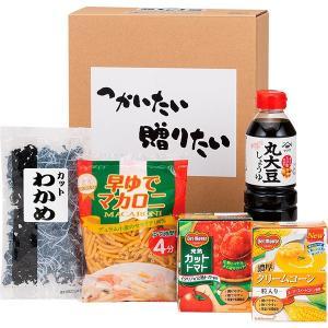 包装・のし無料*つかいたい贈りたい 便利食品ギフトお得Eセット LTM-15E (お返し 結婚 出産 快気 法事 香典返し)|breezebox