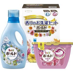包装・のし無料*ギフト工房 ボールド香りのお洗濯セット KBS-15JP (お返し 結婚 出産 快気 法事 香典返し) breezebox