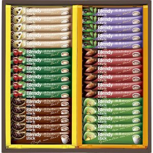 包装・のし無料*AGF ブレンディスティックカフェオレコレクション BST-20C (お返し 結婚 出産 快気 法事 香典返し)|breezebox