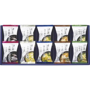 包装・のし無料*ろくさん亭 道場六三郎 スープギフト H-10C (お返し 結婚 出産 快気 法事 香典返し)|breezebox