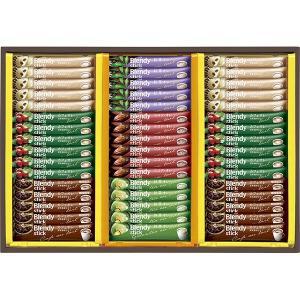包装・のし無料*AGF ブレンディスティックカフェオレコレクション BST-30C (お返し 結婚 出産 快気 法事 香典返し)|breezebox