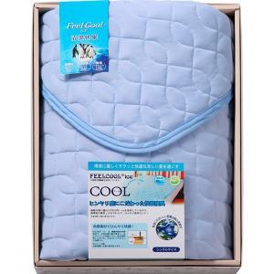 包装・のし無料*ROSANNA FEEL COOL 冷感 敷きパット(フィールクール) 7640 (お返し 結婚 出産 快気 法事 香典返し) breezebox