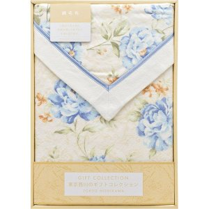 包装・のし無料*東京西川 綿毛布 FQ88501550 (お返し 結婚 出産 快気 法事 香典返し) breezebox