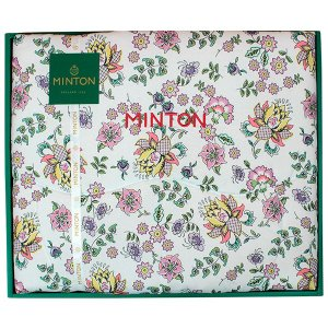 包装・のし無料*ミントン 洗える肌掛けふとん ピンク MNPF70501PI (お返し 結婚 出産 快気 法事 香典返し) breezebox