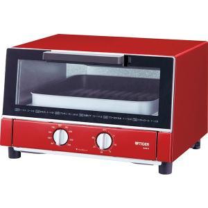 包装・のし無料*タイガー やきたて オーブントースター レッド KAM-G130R (お返し 結婚 出産 快気 法事 香典返し)|breezebox