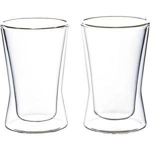 ウェルナーマイスター 耐熱二重ガラス・タンブラーペアセット 800-542  内祝い ギフト 出産 結婚 快気 法事|breezebox
