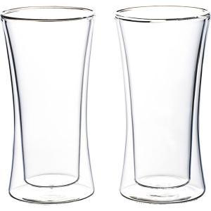 ウェルナーマイスター 耐熱二重ガラス・タンブラーペアセット 800-543  内祝い ギフト 出産 結婚 快気 法事|breezebox