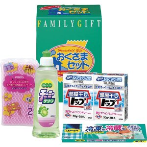洗剤おくさまセット KOA-08T4  内祝い ギフト 出産 結婚 快気 法事|breezebox