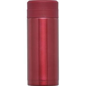 オミット スクリュー栓スリムマグボトル200ml レッド RH-1493  内祝い ギフト 出産 結婚 快気 法事|breezebox