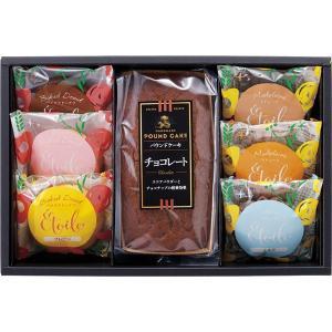 スゥィートタイム ケーキ・焼き菓子セット SW-BO  内祝い ギフト 出産 結婚 快気 法事|breezebox