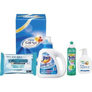 暮らし応援洗剤セット LOK-20B  内祝い ギフト 出産 結婚 快気 法事|breezebox