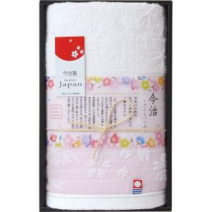 日本名産地 今治 桜づつみ フェイスタオル ピンク TMS1008400P  内祝い ギフト 出産 結婚 快気 法事 breezebox