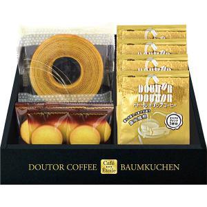 Caf? ?toile ドトールコーヒー&バウムクーヘンセット HRDB-15  内祝い ギフト 出産 結婚 快気 法事|breezebox