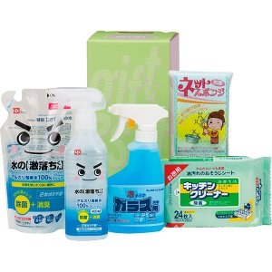 スッキリお掃除セット SSG-15N  内祝い ギフト 出産 結婚 快気 法事 breezebox