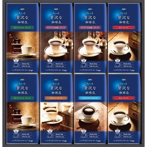 AGF ちょっと贅沢な珈琲店ドリップコーヒーギフト ZD-40J  内祝い ギフト 出産 結婚 快気 法事|breezebox