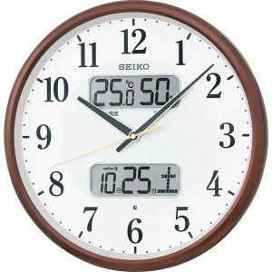 セイコー 電波掛時計 KX383B  内祝い ギフト 出産 結婚 快気 法事|breezebox
