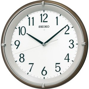 セイコー 全面点灯電波掛時計 KX203B  内祝い ギフト 出産 結婚 快気 法事|breezebox