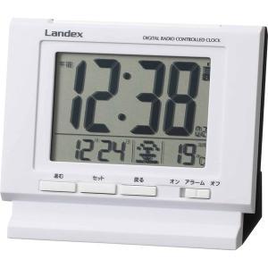 デジタルアラーム電波時計 YT5233WH  内祝い ギフト 出産 結婚 快気 法事|breezebox