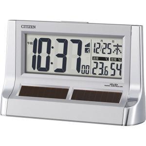 シチズン ソーラーパワーアシスト電波アラーム時計 8RZ128-019  内祝い ギフト 出産 結婚 快気 法事|breezebox