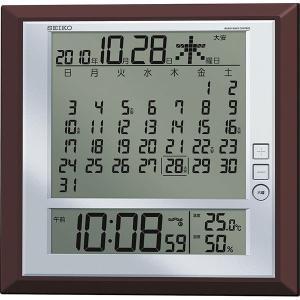 セイコー 電波デジタル掛置兼用時計 SQ421B  内祝い ギフト 出産 結婚 快気 法事|breezebox