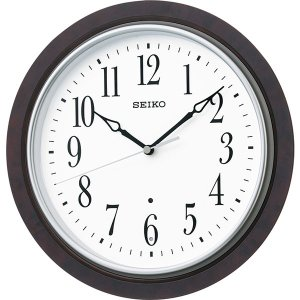 セイコー 木枠電波掛時計 KX391B  内祝い ギフト 出産 結婚 快気 法事|breezebox