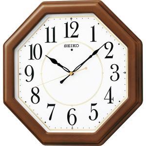 セイコー 電波木枠掛時計 KX389B  内祝い ギフト 出産 結婚 快気 法事|breezebox