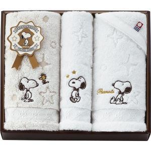スヌーピー プレミアムII フェイスタオル2P&ウォッシュタオル 2276-31884  内祝い ギフト 出産 結婚 快気 法事|breezebox