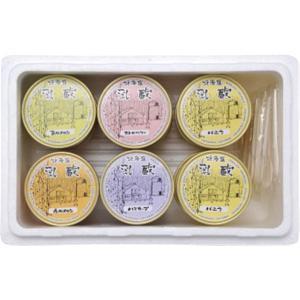 乳蔵 北海道アイスクリーム詰合せ 110007  内祝い ギフト 出産 結婚 快気 法事|breezebox