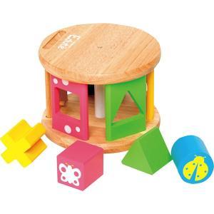 包装・のし無料*エデュテ ベビー&キッズ コロコロパズル LA-001 breezebox