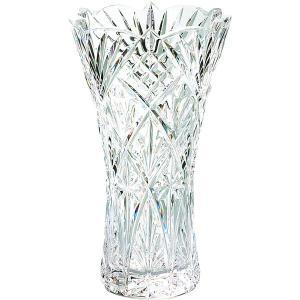 包装・のし無料*グラスワークスナルミ フローラ 20cm花瓶 GW8000-69200 (お返し 祝い 結婚 出産 快気 法事 香典返し) breezebox