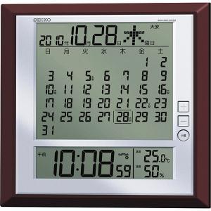 包装・のし無料*セイコー 電波デジタル掛置兼用時計 SQ421B (お返し 祝い 結婚 出産 快気 法事 香典返し)|breezebox