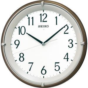 包装・のし無料*セイコー 全面点灯電波掛時計 KX203B (お返し 祝い 結婚 出産 快気 法事 香典返し) breezebox