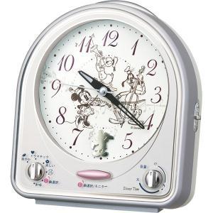 包装・のし無料*DisneyTime ディズニー目覚まし時計 FD464S (お返し 祝い 結婚 出産 快気 法事 香典返し)|breezebox