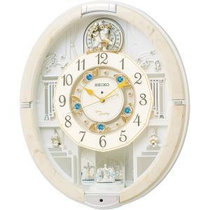 包装・のし無料*セイコー ウェーブシンフォニー 電波からくり時計 RE576A (お返し 祝い 結婚 出産 快気 法事 香典返し)|breezebox