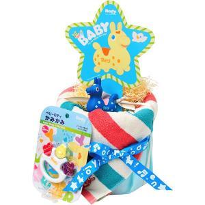 包装・のし無料*ロディ おむつケーキ ブルー ROC-50B (お返し 祝い 結婚 出産 快気 法事 香典返し)|breezebox
