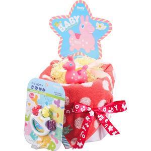包装・のし無料*ロディ おむつケーキ レッド ROC-50R (お返し 祝い 結婚 出産 快気 法事 香典返し)|breezebox